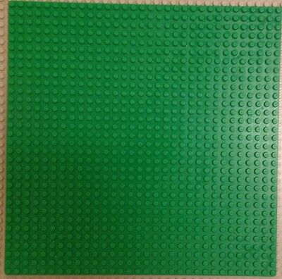 Lego Green Base Plate 32x32 Studs Parts Pieces Accessories