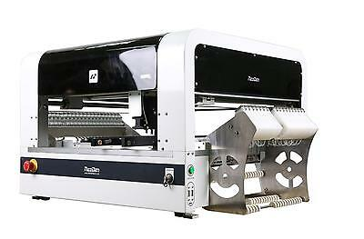 NeoDen4 Desktop Pick and Place Machine Vision System 19 Feeders 4 Heads LED IC