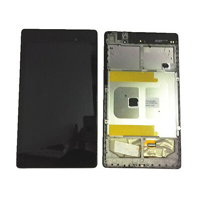For ASUS Google Nexus 7 2nd ME571K 2013 K008  LCD+Touch Screen display + frame