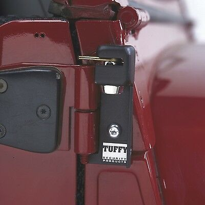 Tuffy Security Products 037-01 Security Door Locker Fits 87-95 Wrangler (YJ)