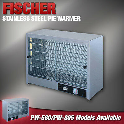"""""""brand New"""" Commercial Food Pie Warmer Hot Display Showcase Cabinet  - Pw580"""