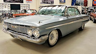 1961 Chevy Impala coupe 350 V8 FULL RESTORATION Suit Chevelle Belair Lowrider