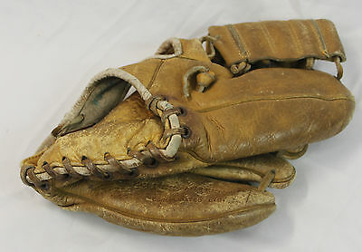 Vintage Leather RK Mizuno Victory M660 Baseball Glove Made in Japan