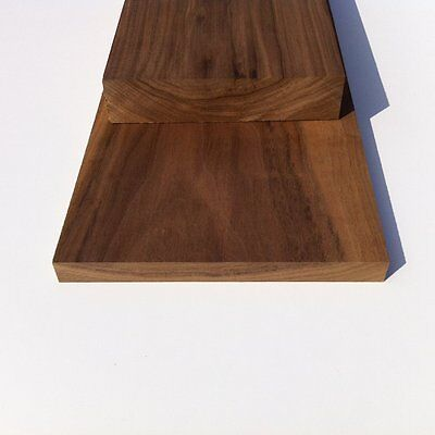 Planed American Walnut - 19mm thick
