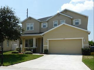 5 Bedroom Villa in Orlando, South facing pool, close to Disney
