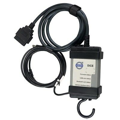 Ship From AU Low Cost 2014D Vida Dice OBD2 Diagnostic Scanner Tool for Volvo