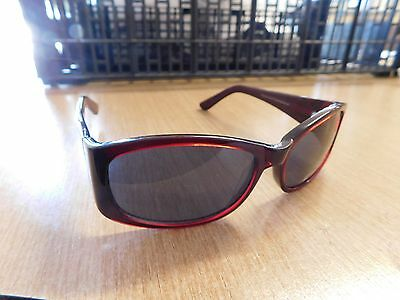 Foschini Sun Italian Design Sunglasses for prescription lenses Dark Burgundy 945