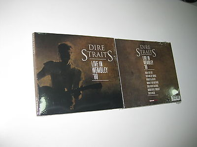 Dire Straits Cd Live In Wembley 88