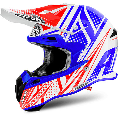Airoh | Terminator 2.1 S Cleft Gloss Motorcycle Mx Motocross Offroad Enduro