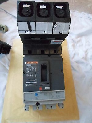 Merlin Gerin Ns100N 80/100 Amp Adjustable Tm100D( Mgp1003) Mccb Circuit Breaker