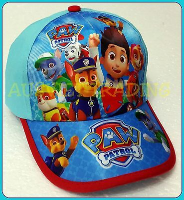 Paw Patrol boys Cap / Hat Brand new cotton