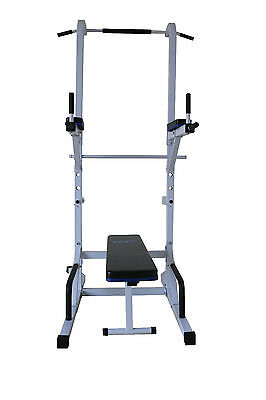 vkr sit up press up chin up tower multi gym
