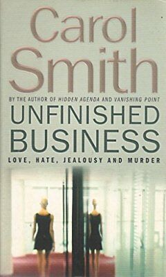 Carol Smith,Unfinished Business,Sphere