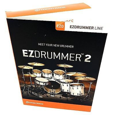 Toontrack EZdrummer 2 Drum Production Tool (full version)