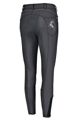 Clearance Pikeur Piana grip breeches - Black