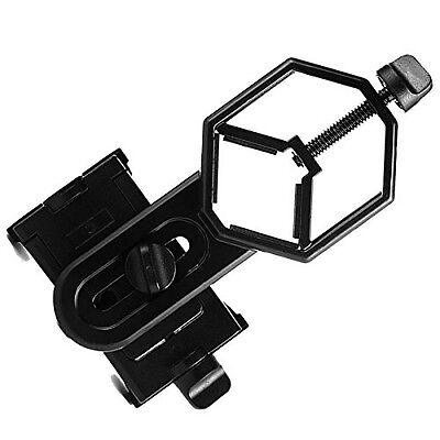SVBONY Universal Cell Phone Adapter Mount for Binocular Monocular Spotting Scope