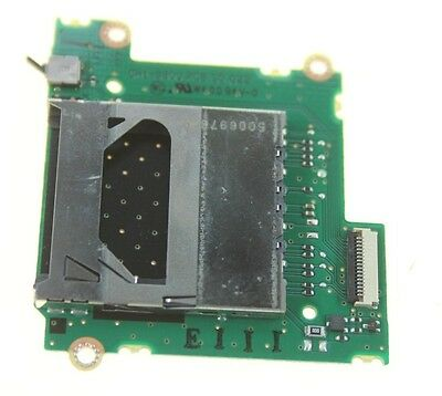 Canon Eos 1100D Dslr Camera Sd Card Board Pcb, Made By Canon Genuine Part New