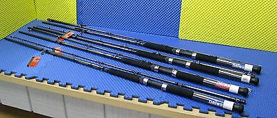 "Daiwa 8' 6"" Trolling WLDR862MR 8' 6""M Rod 4 Pack"