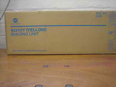 Genuine Yellow Konica Minolta IU310Y Image Drum - (4047-503)