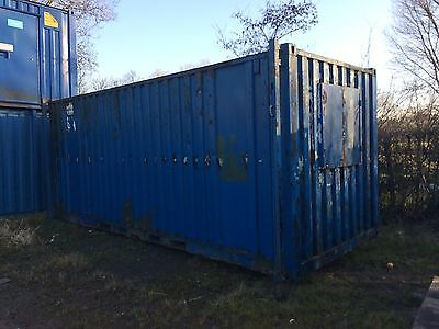 21ft x 8ft Storage Container