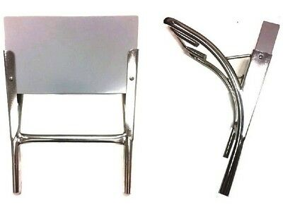 Stainless Steel Outboard Bracket for Round Tail Inflatables