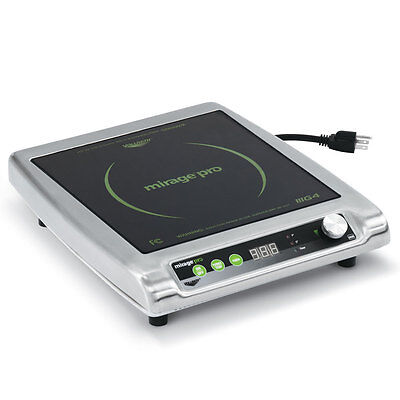 Vollrath 59500P Mirage Pro 1800W Counter Top Induction Range