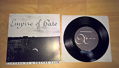 "Empire of Hate - Visions of a Better Time - 7"" - Australian Black Metal"