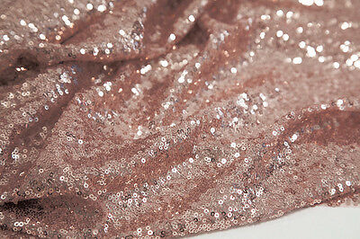 Sequin Fabric Sold Per 20 Meter Roll 1.3 M Wide Wedding  Drapping Swagging