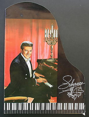 Vintage Liberace Program Theatre Programme from South Africa