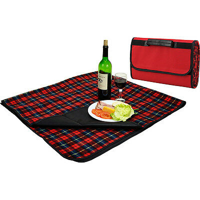 Picnic at Ascot Outdoor Picnic Blanket with Waterproof Outdoor Accessorie NEW