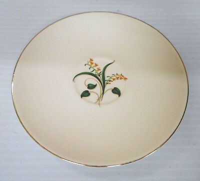 2 Knowles Forsythia Saucers - Discontinued