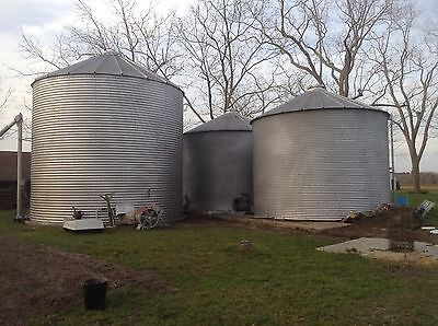 Butler silo grain bin (South Georgia) Read Details Please !!!!