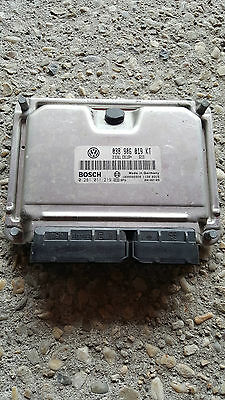 Calculateur 0281011219 Ecu Bosch Edc15P+ 0 281 011 219 Seat Ibiza Tdi