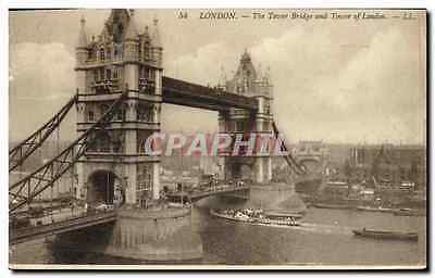 CPA London The Tower Bridge and Tower of London