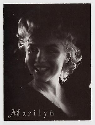 MODERN POSTCARD - Marilyn Monroe laughing in shadows, by Athena