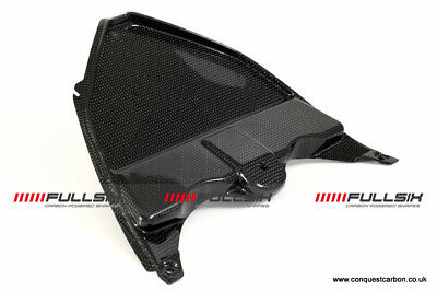 FullSix Ducati Multistrada 1200 Carbon Fibre Beak Lower Cover - Satin