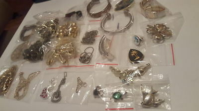 Jewelry Lot 29+ pcs , Vintage & Modern, Gold & Silver Plated, Read all!
