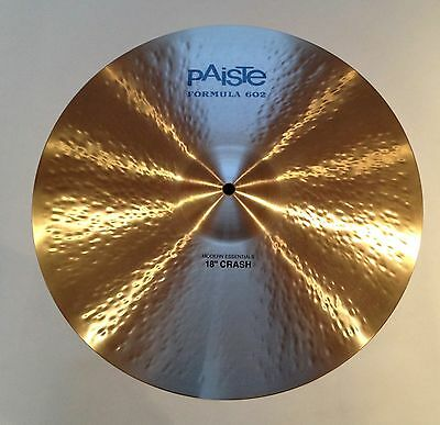 "Paiste18"" Modern Essentials Crash"