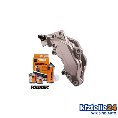 Bremssattellack-Set elephant grey metallic | Foliatec (2181)