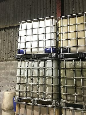 1000 litre IBC/cube/container for the storage of liquids