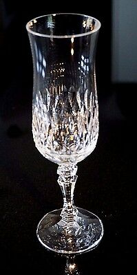 Beautiful Zweisel Crystal Desiree Champagne Glass