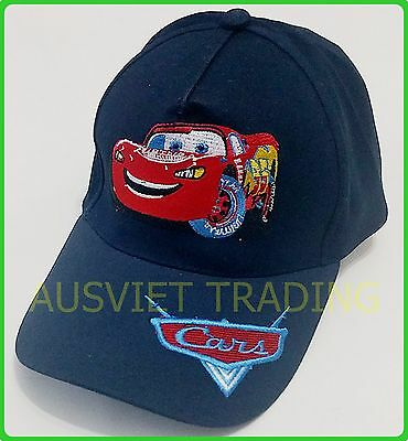 Disney Pixar Cars Lightning McQueen boys Cap / Hat Brand new cotton