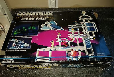 fisher price construx space series 6460 lunar command station