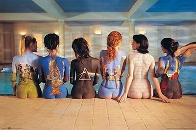 PINK FLOYD BACK CATALOG POSTER 36x24 NEW FREE SHIPPING