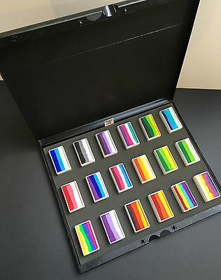 TAG 1 Stroke Palette for Face Painting