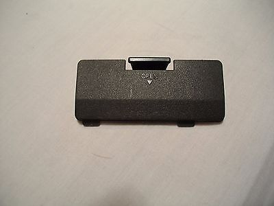 Vtg 1980's Yamaha Portasound Ps-400 Battery Cover Replacement Part