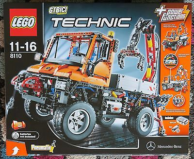 LEGO TECHNIC MERCEDES-BENZ UNIMOG U400 Ref 8110 NEW TO BRAND NEW