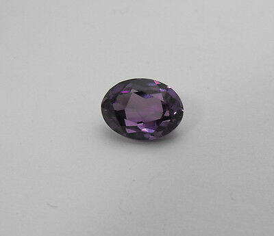 Vintage 9mm x 7mm Beautiful Oval Shape Color Change Russian Lab Alexandrite