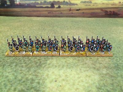 15mm DPS painted Ancient DBMM FOG ADLG Early Achaemenid Persian Immortals T100