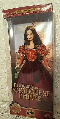 Dolls Of The World Barbie Doll Princess of the Portuguese Empire
